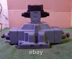 1 New Continental Hydraulics Vsd03m-3f-gb-60l-a Directional Valve Nnb