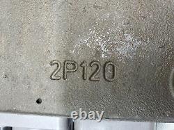 2P120 1'' Directional Control Hydraulic Valve