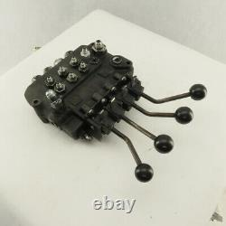 2 Position 4 Control Manual Hydraulic Mobile Directional Valve