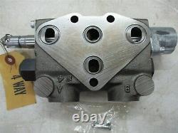 70020-00901 Genuine Oem Kubota Gersen 4-way Hydraulic Section Valve