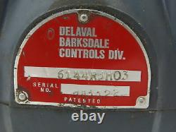 Barksdale 6144R3HO3 Hydraulic Directional Control Valve Shear Seal 4 Way 3000PSI