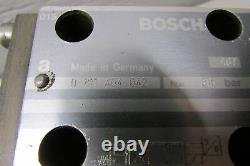 Bosch 0831006003 Hydraulic Proportional Directional Control Valve With 0811404042