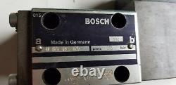 Bosch 0831006003 Hydraulic Ventil Proportional Directional Control Valve