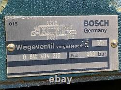 Bosch 0 811 404 210 Wegeventil Hydraulic Proportional Directional Servo Valve