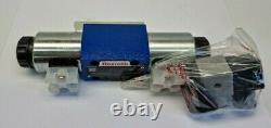 Bosch Rexroth Hydraulics R900561286 4WE 6 H6X/EG24N9K4 Directional Control Valve