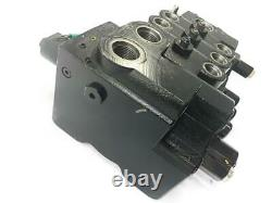 Clark 8080165 Hydraulic 4 Spool Directional Control Valve Forklift NEW FAST SHIP