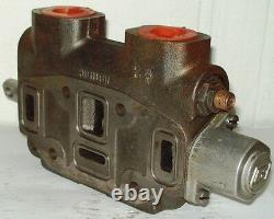 Commercial Shearing A20 Hydraulic Directional Valve Section HA-194