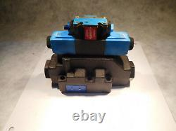 Continental VSD08M-3FGL42 Hydraulic Directional Valve D08 24VDC