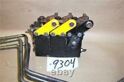 Cub Cadet 3208 3206 4 Way Hydraulic Control Valve, Lines, Handles & Couplers