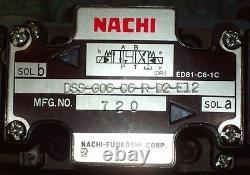 D08 4 Way Tandem Hydraulic Solenoid Valve i/w Vickers DG5S-8-S-6C-WL-H 24 VDC