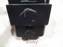 ENERPAC CN702.026 4Way 3 Position Manual Hydraulic Valve 3/8NPT 10000PSI, D0654