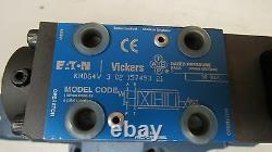 Eaton Vickers Khdg5v 2c280n200 X VM U1 H1 20 Hydraulic Directional Control Valve
