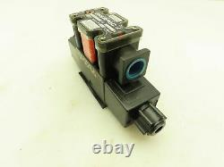 Enerpac D1VW4CNYCH672X4550 Hydraulic Directional Control Solenoid Valve 120V