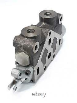 Gresen Hydraulic 44-7680 Valve Body V20 4 Way Assy
