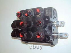 Hydraulic Directional Control Valve Tractor Loader, Prince Mfg. 3135, C-680