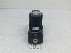 KYB Kayaba DSGS-AFB-02-A100-TM-G Directional Valve 100 VAC (TSC)
