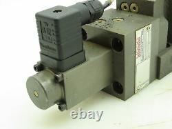 MOOG Hydrolux HPN-2153006 Hydraulic Proportional Directional Control Servo Valve