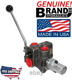 NEW In Stock! Brand Hydraulics SDCF755M124LF1 Directional 4-Way Valve Lever NEW
