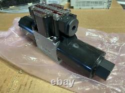 NEW TOYOOKI KOGYO HYDRUALIC DIRECTIONAL CONTROL VALVE HD3-2WD-BcA-025B-WYR1