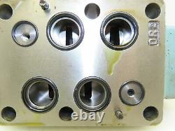 Nachi DHE10-06-1A Hydraulic Directional Control Valve Base C7Y