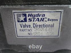 New Hydra Star 20344pp Directional Valve Hlqk094c Hydraulic
