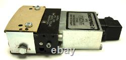 New In Box Enerpac Vp12 4/3 Directional Valve 5000 Psi (350 Bar) 110vac