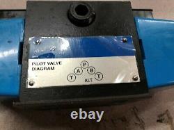 New No Box Vickers Hydraulic Directional Valve Dg4s4 012n U B 60