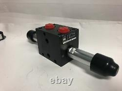 New Parker Solenoid Operated Hydraulic Directional Valve MODEL BV18-S9-10