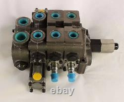 New V20-7452 Parker Gresen Hydraulic Mobile Directional Control Valve