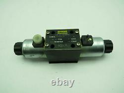 Parker D3W20DNJW D3W Series Hydraulic Directional Control Valve 5000 PSI