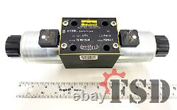 Parker D3W6CNJW4 32 Hydraulic Directional Control Valve