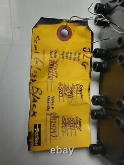 Parker Gresen 8072 4-Spool Hydraulic Mobile Directional Control Valve