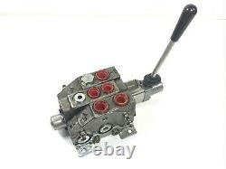 Parker V10 Series Hydraulic Mobile Directional Control Valve
