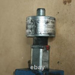 REXROTH 4WE 6 D62/EG24N9K4QMAG24 Hydraulic directional valve GIV50 00913477