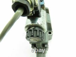 Rexroth 4WEH16D Hydraulic Directional Solenoid Spool Valve WEH 16 24VDC