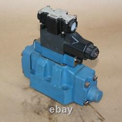 Rexroth Hydraulic Directional Spool pilot solenoid Valve 4WEH16C60MO/6AG24 NS2PL
