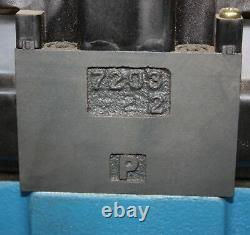 Rexroth Hydraulic Directional Spool solenoid Valve 4WEH16J60MO/6AG24 NES2PL