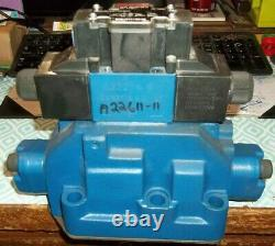 Rexroth R978019413 R978892609 4weh 4we6 Hydraulic Directional Solenoid Valve(m6)