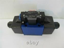 Rexroth R978908567, 4-way Hydraulic Directional Control Valve