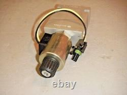 Sauer Danfoss TYC220211 Hydraulic 3Way Valve Lisk 24VDC Solenoid Comatrol CP5211