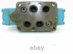 Sperry Vickers DG5S-8-6C-W-B-10 Hydraulic Directional Control Valve Base D08