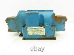 Sperry Vickers DG5S-H8-6C-W-B-20 Hydraulic Directional Control Valve Base D08