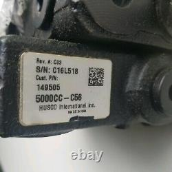 Us Seller New Husco Hydraulic Directional Control Valve 5000cc-c56