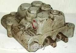 Vickers 2 Spool Hydraulic Directional Control Valve CMD12P20DD10 Clark 1791069
