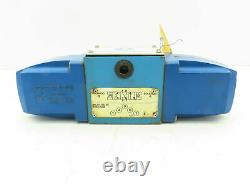 Vickers DG4S4-013C-WB-50 Hydraulic Directional Control Solenoid Valve D05 120V