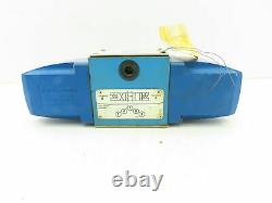 Vickers DG4S4-016C-WB-50 Hydraulic Directional Control Solenoid Valve D05 120V