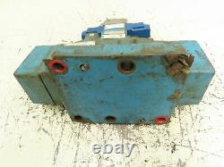 Vickers DG5S4-10-2C-2-M-W-D-53 Hydraulic Directional Control Solenoid Valve 220V