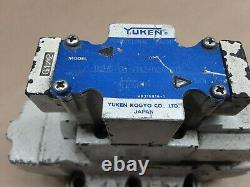 YUKEN hydraulic proportional directional valve DSHG-04-2B2-D24-50 #03B7PR3