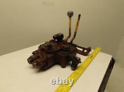 Yale 30622 2 Way 2 Position Single Acting Hydraulic Forklift Control Spool Valve